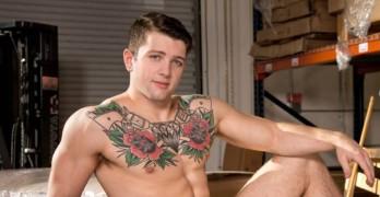 Sebastian Kross Fucks Mike DeMarko – Dick Moves At Raging Stallion