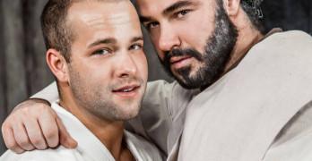 Luke Adams and Jessy Ares – Star Wars A Gay Porn Parody!!