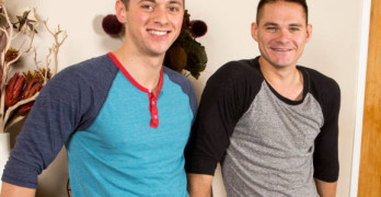 Liev Returns To Sean Cody and Fucks Lane Bareback!