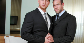 "Alex Mecum Fucked By Connor Maguire In ""The Concierge"""