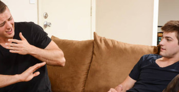 "Johnny Rapid Fucks Brendan Philips – ""Stealth Fuckers""!"