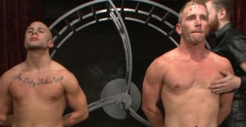 Scott Riley and Eli Hunter Abused At Bound Gods