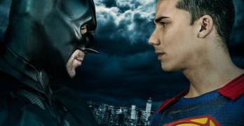 Topher DiMaggio As Superman – Gay Porn Parody