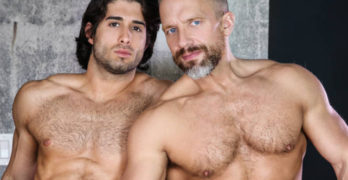 Diego Sans Bangs Hot Daddy Dirk Caber