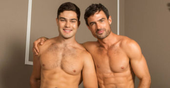 Daniel Fucks Tanner Raw At Sean Cody