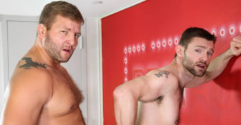 "Colby Jansen Fucks Dennis West ""Just Like Dad"""