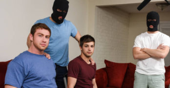 Johnny Rapid, Will Braun, Jason Maddox and Connor Maguire's Hot Orgy!