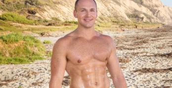 Sean Cody's New Model Broderick and Landon Fucking Porter Raw