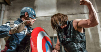 Paddy O'Brian Drills Captain America (Alex Mecum)
