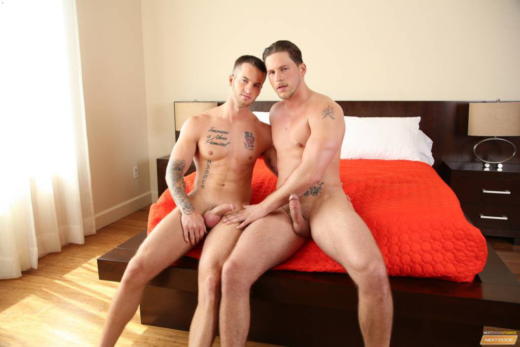 "Roman Todd Bangs Quentin Gainz ""Playful Buddies"""