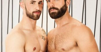 Sunny Colucci and Hector de Silva