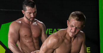 Jimmy Durano Bangs Blonde Bottom Boy Landon Mycles