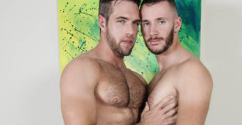 "Alex Mecum Banged Hard By Cole Brunner ""Secret Perv"""