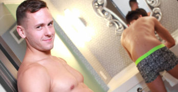 Brenner Bolton's Hot Shower Fuck