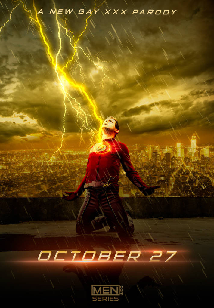 "Johnny Rapid Fucks Gabriel Cross – ""The Flash"""