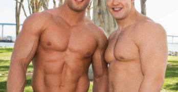 Sean Cody Stud Samuel Gets Fucked For The First Time!