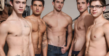 Group Home – Will Braun, Noah Jones, Vadim Black, Jack Hunter, and Zach Taylor