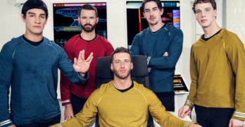 Star Trek XXX – Brendan Patrick, Donny Forza, Jack Hunter, Jordan Boss, and Rod Pederson