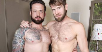 "Colby Keller and Jordan Levine ""Ghosts of Christmas"""