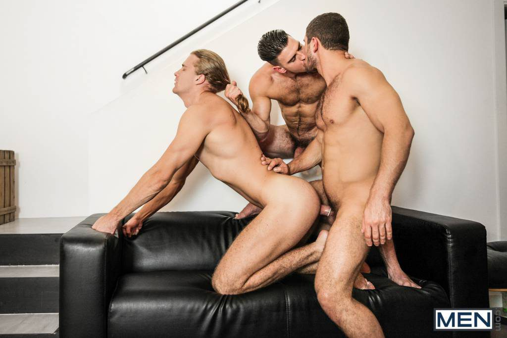 Dato Foland, Johan Kane, and Paddy O'Brian
