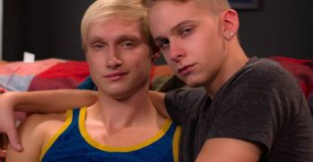 "Max Carter and Nathan Reed ""Blonde, Bold, and Bare"""