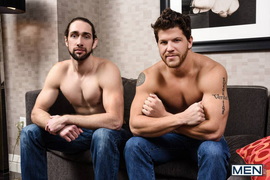 "Ashton McKay and Roman Cage ""Couch Confessions"""