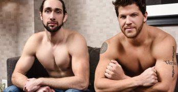 "Ashton McKay and Roman Cage ""Couch Confessions"""