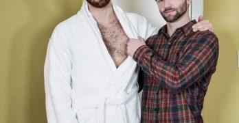 Dennis West Fucks Jacob Peterson In Slut Cash