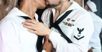Griffin Barrows Fucked By Mega Hung Top Rafael Alencar For Fleet Week!