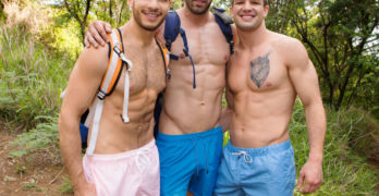 Day Two Of Sean Cody's Bareback Vacay In Puerto Rico
