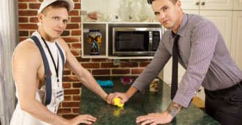 "Beau Reed and Ethan Chase Fuck In ""Supervisor"""