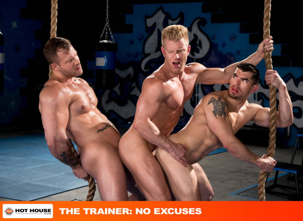 "Johnny V, Austin Wolf, and Jeremy Spreadums – ""The Trainer"""