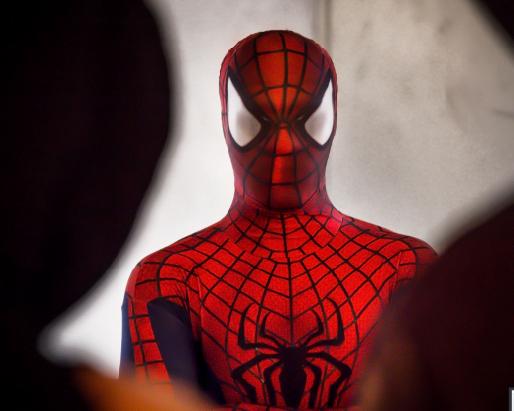 Will Braun Is Spider Man!