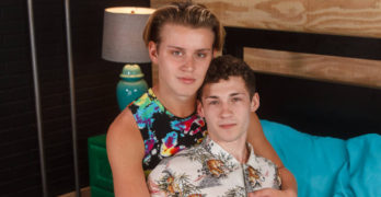 Pretty Boy Wes Campbell Fucks Young Twink Danny Nelson Bareback