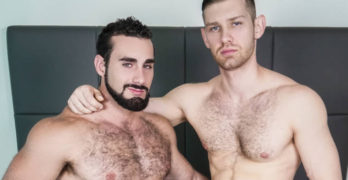 "Jaxton Wheeler Fucks Jacob Peterson In ""Straight Secrets"""