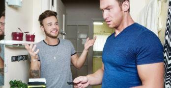"""Connor Maguire Fucks Max Wilde In """"Testing The Rubber"""""""