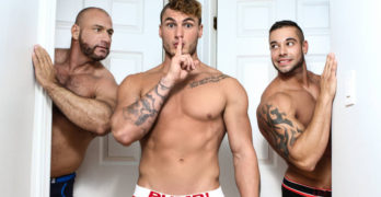"William Seed, Marco Vallant, and Jack Kross ""Daddy Gets Seconds"""