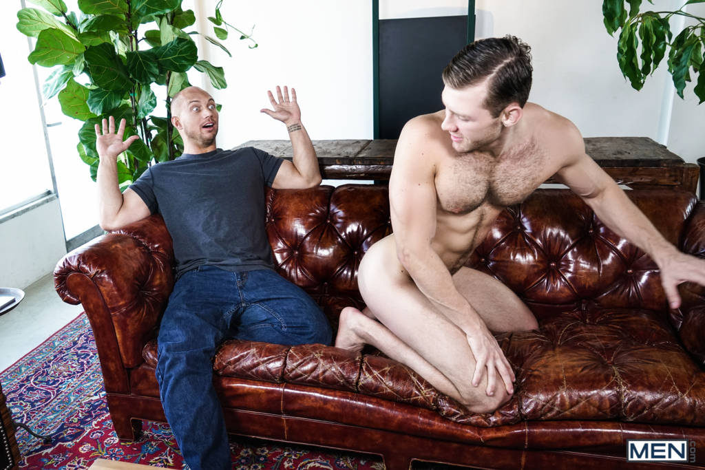 "John Magnum Fucks Jacob Peterson In ""Wrong Number"""