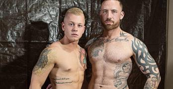 Jordan Levine Fucks Young Blonde Bottom Leo Luckett RAW