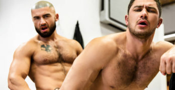 "Dato Foland and Francois Sagat Flip-Fuck In ""Skilled Tricks"" Part 3"