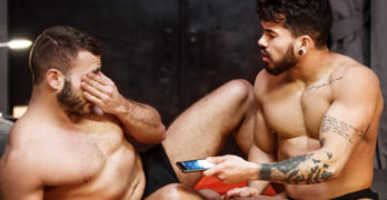"Pietro Duarte and Diego Reyes Fuck In ""Last Chance"""
