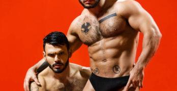 "Jean Franko and Francois Sagat Flip Fuck In ""Sex Wish"""