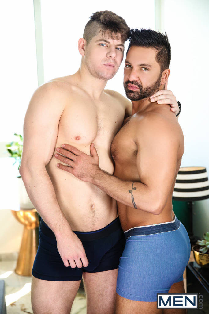 "Connor Halstead Fucks Dominic Pacifico In ""Confessions of a Straight Man"""