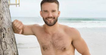 Meet Jackson, Sean Cody's Hung Uncut Newbie