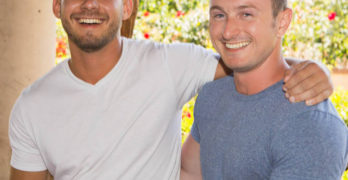 Josh and Brayden Fuck Bareback
