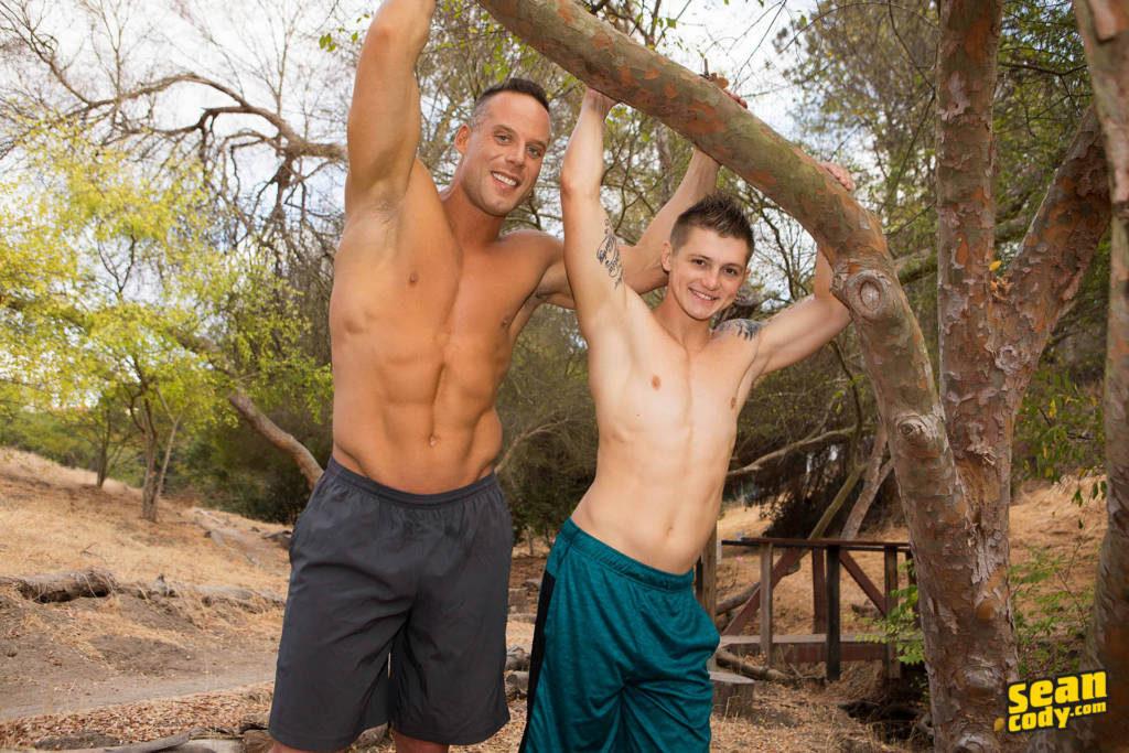 Sean Cody's Muscle Stud Jack Fucks Dexter Bareback