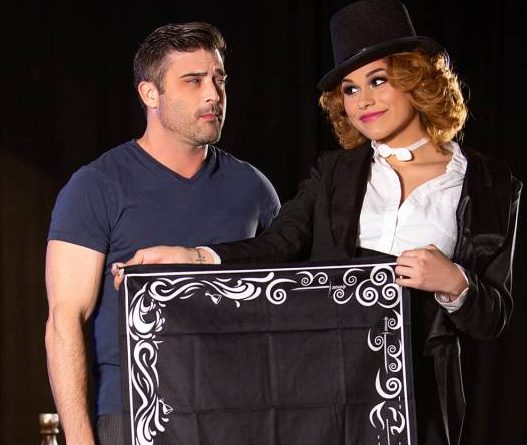 "Lance Hart Fucks Alisia Rae Bareback In ""Like Magic"" At TransAngels"