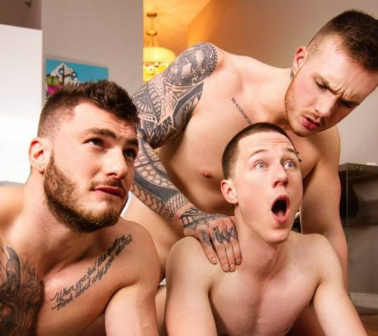 """Muscle Stud William Seed Is Bottoming Again In """"Owned and Boned"""""""