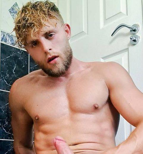 Hot Uncut Stud Jake Jerks Off At Sean Cody