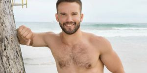 Meet Jackson, Sean Cody's Hung Uncut Newbie